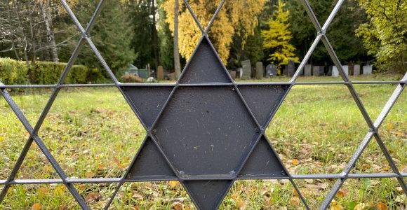 Feisbuke kartoja melą apie Kauno žydų kapines
