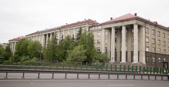 Ministras: dalis Registrų centro kelsis į buvusius LEU rūmus
