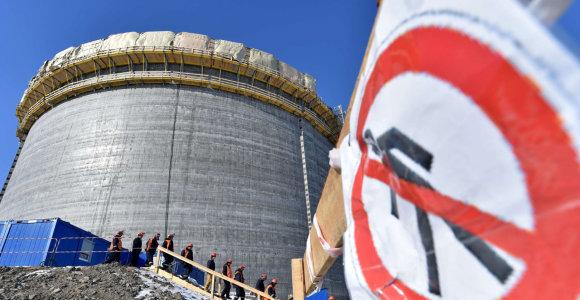 """Rusijos """"Novatek"""" imsis dar vieno SGD projekto – Kamčiatkoje"""