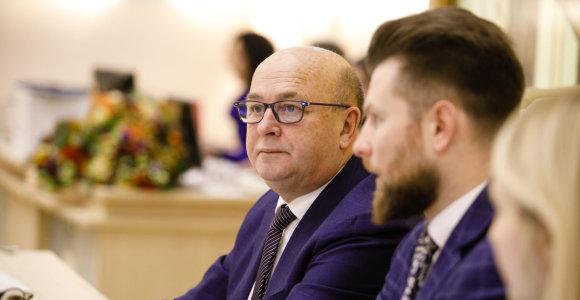 V.Matijošaičio ir dar keturių tarybos narių neliko savivaldybės įmonių valdymo organuose