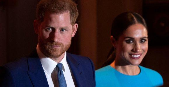"""Harry ir Meghan pranešė, kas pakeis """"Sussex Royal"""": pavadinimą ir sūnaus vardą įkvėpė tas pats žodis"""