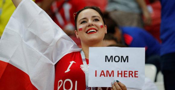 Be teisės pralaimėti: Lenkija – Kolumbija