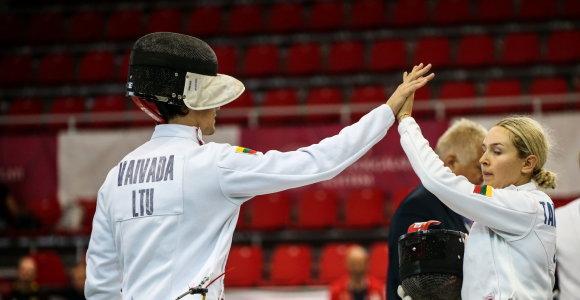 Europos čempionato pabaigoje – mišrių estafečių bronza