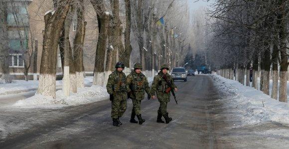 Rytų Ukrainoje per eismo įvykį žuvo ESBO stebėtojas