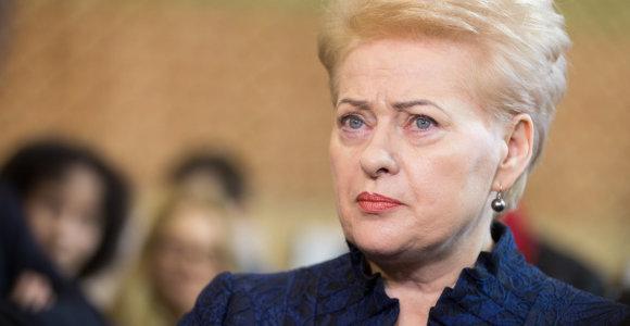 Prezidentė susitiks su Lietuvą pasirinkusiais užsieniečiais