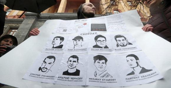 Gamtą mylintys, su fašizmu kovojantys ir šratasvydį žaidžiantys veganai Rusijoje – teroristai