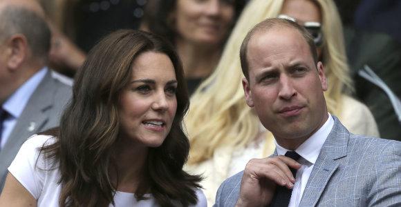 Princas Williamas prisipažino turėjęs psichologinių problemų: ragina kitus nebijoti kalbėti