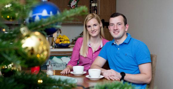 Pagausėjo būsimojo eurokomisaro V.Sinkevičiaus šeima – gimė dukrytė