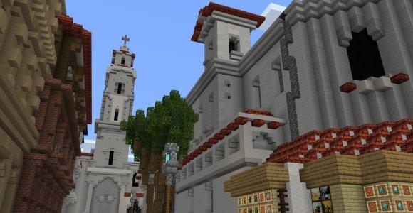 """""""Minecraft"""" prabilo Benedikto Vanago, Gabrieliaus Liaudansko ir Liudo Mažylio balsais"""