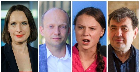 16-metės Gretos Thunberg kalba sukėlė chaosą ir Lietuvoje: vieni plaka, kiti rausta dėl viešos kritikos