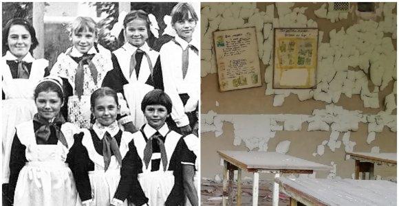 Kaip vyko evakuacija po Černobylio avarijos: vieni išvežti prievarta, o Tatjanai teko dalintis patalpa su vištomis