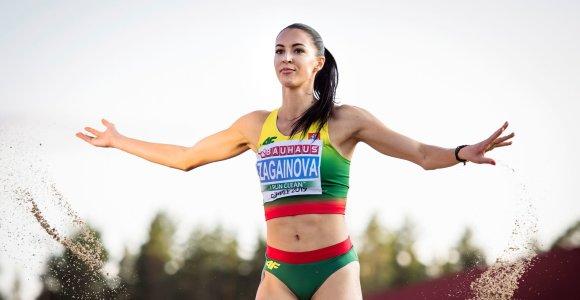 Diana Zagainova – apie fantastišką sezoną ir tikslą pasaulio čempionate