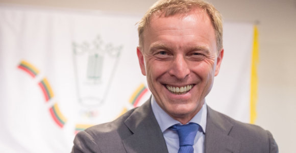 LLAF prezidentu perrinktas Eimantas Skrabulis: permainų bus tiek, kiek reikės