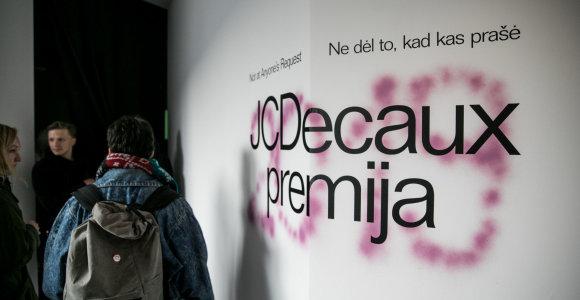 """Penktoji """"JCDecaux premija"""" skelbia atvirą šaukimą menininkams"""