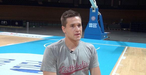 """""""Lietkabelis"""" parbloškė Latvijos čempionus"""