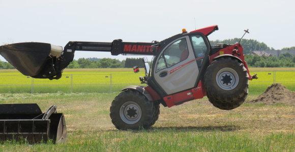 Šalies žemdirbiai domisi ūkininkavimo naujovėmis