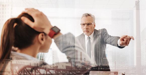 4 priežastys, kodėl geri vadovai nesibaimina būti emociškai pažeidžiami