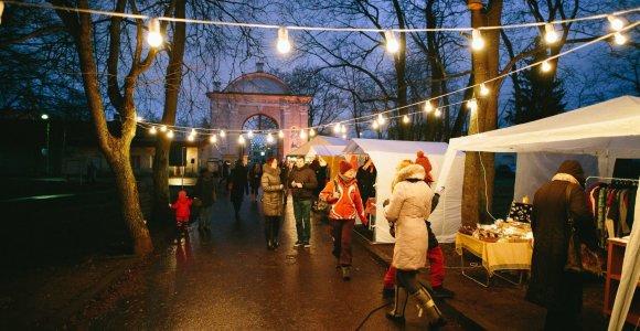 Kalėdinė Sapiegų parko mugė – tris savaitgalius iš eilės