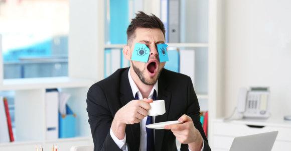 Akių nuovargis – naujojo amžiaus liga: 5 patarimai, kaip jos išvengti