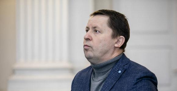 Dėl pusės milijono eurų kyšio nubaustas verslininkas nusprendė įrodyti nieko nesiūlęs
