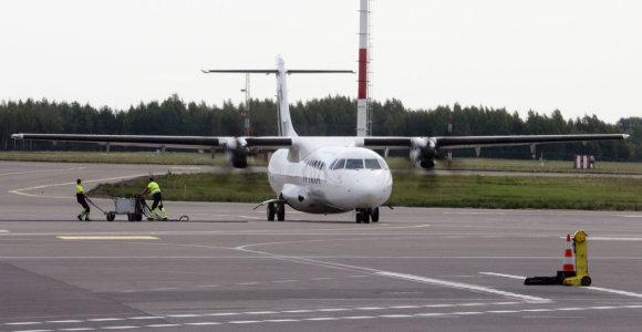 Lietuvos oro uostai kartu su Europos uostais bandys įveikti krizę