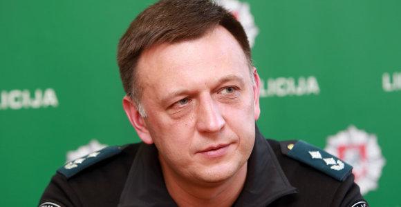 Iš tarnybos pasitraukė vienas Kauno kriminalinės policijos vadovų