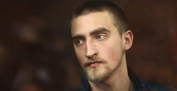 Rusijos įžymybės reiškia paramą kalinamam aktoriui P.Ustinovui