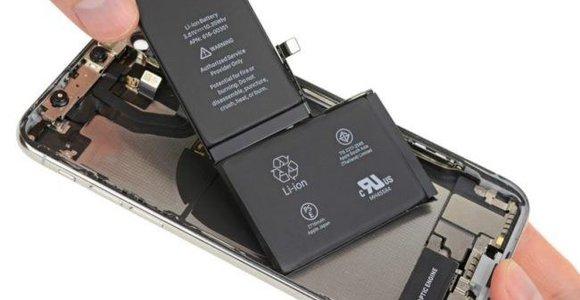 """Nutekinta informacija apie """"iPhone 11"""": """"Apple"""" didina baterijų talpą?"""