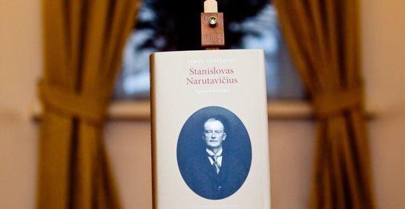 Pristatyta knyga apie neįvertintą asmenybę – signatarą Stanislovą Narutavičių