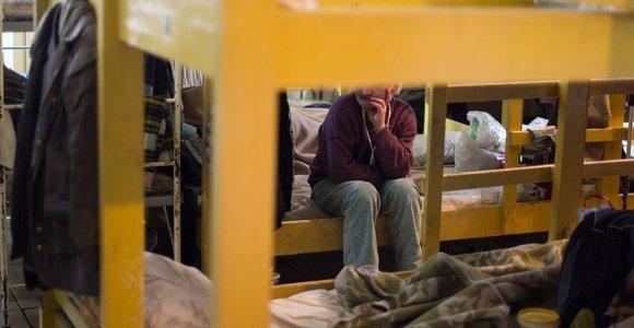 Tarp nelegalių migrantų Vilniaus nakvynės namuose – ir Vokietijos pilietis