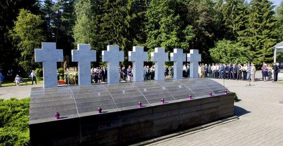 Minimos 28-osios Medininkų žudynių metinės
