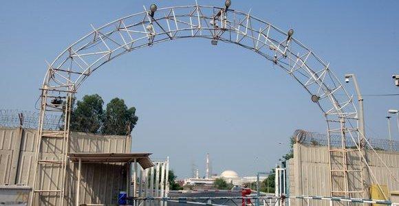 Iranas Bušehro gamykloje pradeda statyti 2-ąjįbranduolinį reaktorių