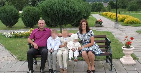 3 vaikų motinos V.Šestelinskajos dingimo užkulisiai: vyras jai grasindavo, bet paskutinėmis dienomis pagerėjo