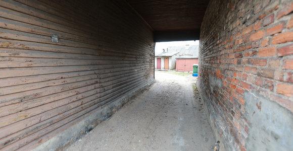 Daugiabutis Kauno Jurbarko gatvėje
