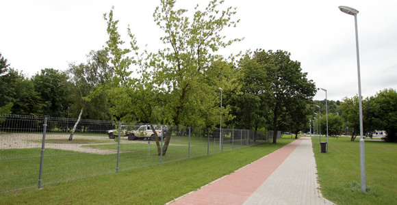 Kaune atidarytas kempingas laukia lankytojų