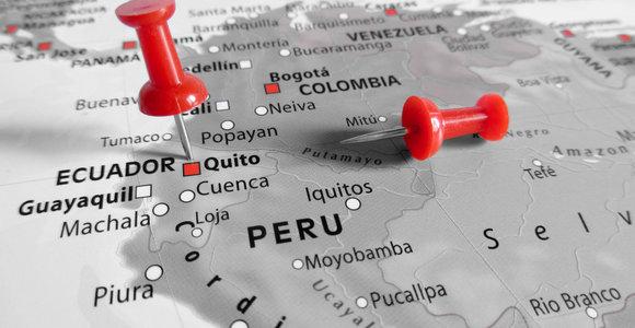 Ekvadore sudužus lengvajam lėktuvui žuvo keturi žmonės
