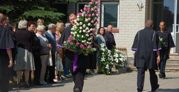 Gadūnavo kapinėse palaidotos Airijoje nužudytos Jolanta Lubienė ir jos dukra