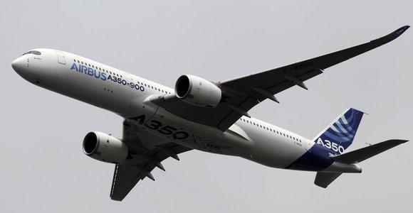 A350 pilotams uždrausta gerti kavą kabinoje
