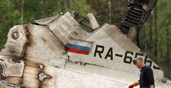 Mirė dar viena keleivė, skridusi Rusijoje sudužusiu Tu-134