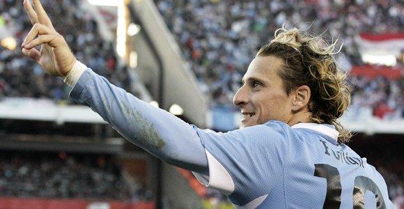 "Urugvajaus futbolo didvyris taria ""sudie"" būdamas 40-ies"