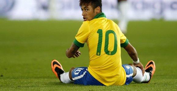 Draugiškos futbolo rungtynės visame pasaulyje: Brazilija pralaimėjo Šveicarijai, vokiečiai ir portugalai sužaidė lygiosiomis