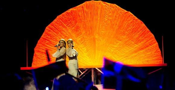"""Pirmajame """"Eurovizijos"""" pusfinalyje – 16 originalių pasirodymų"""