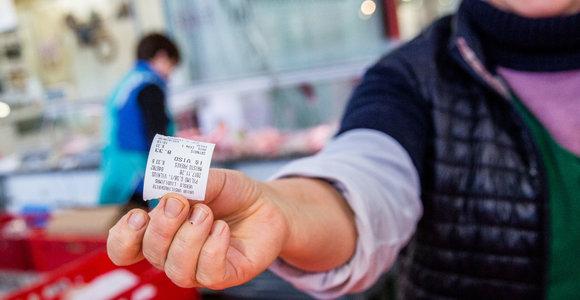 To paties telefono savininkas VMI kvitų loteriją laimėjo 15 kartų