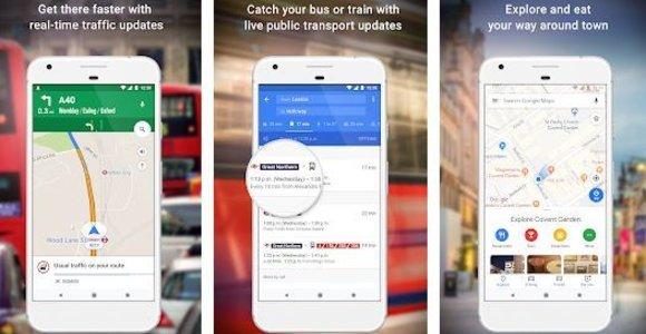 """5 svarbūs faktai apie """"Google Maps"""", neatpažįstamai pakeitusiam keliones ir susisiekimą"""