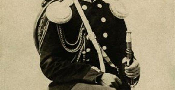 Gegužės 30-oji: 1826 m. gimė Zigmantas Sierakauskas, 1863 m. sukilimo Lietuvos sukilėlių vadas