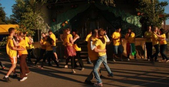 """Rokiškio Jaunųjų lyderių klubo projektas """"Take it!"""" įvyko! (nuotraukos)"""