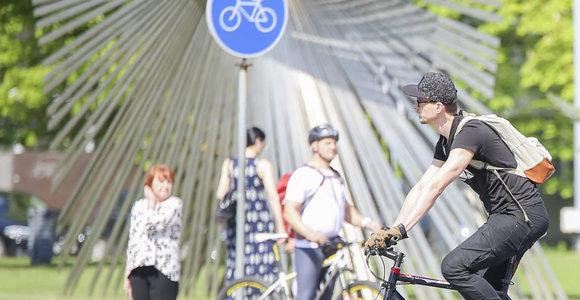 Sostinė kviečia judėti kitaip – rugsėjo 16-ąją startuoja Europos judumo savaitė