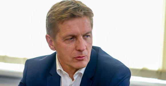 Buvęs Klaipėdos uosto vadovas A.Vaitkus dar svarsto, ar skųsti teismo sprendimą