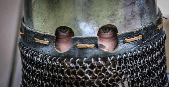 Savaitgalį Medininkai nusikėlė kelis šimtmečius atgal