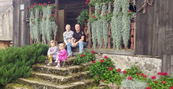 Didžiausias Marijampolės regiono gėlių ūkis
